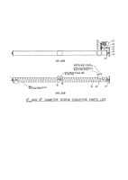 Jackshaft Drive Screw